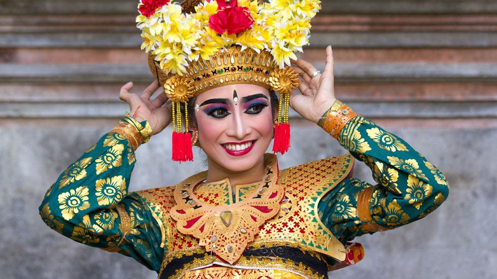 Bali a Indonézia