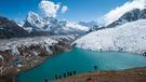 Everest Base Camp a jazero Gokyo