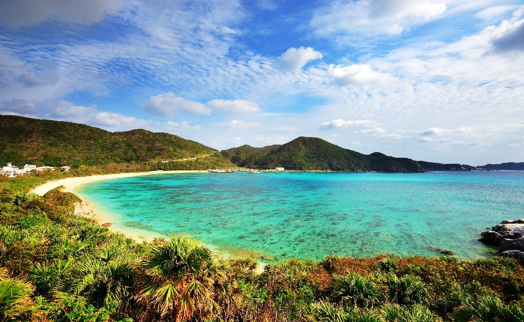Zájazd exotické Japonsko a pláže