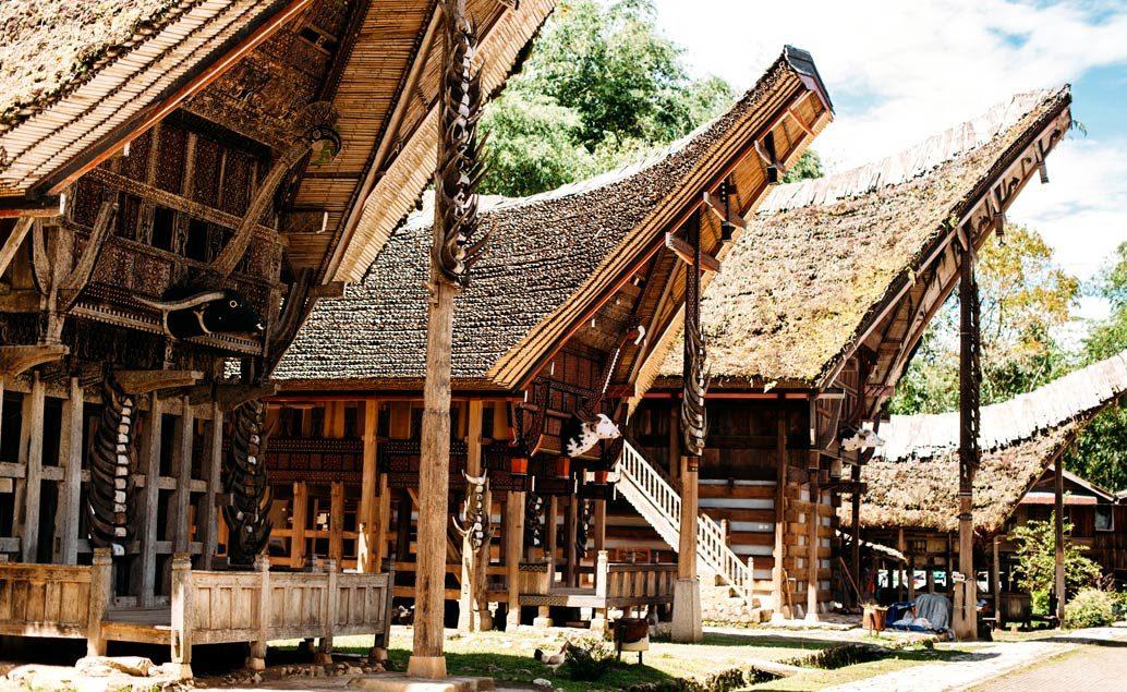 Zájazd Sulawesi - výlet do Tana Toraja a Senkgang