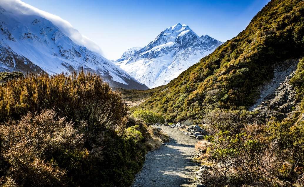 Kombinácia Nový Zéland a Austrália INDIVIDUÁLNE