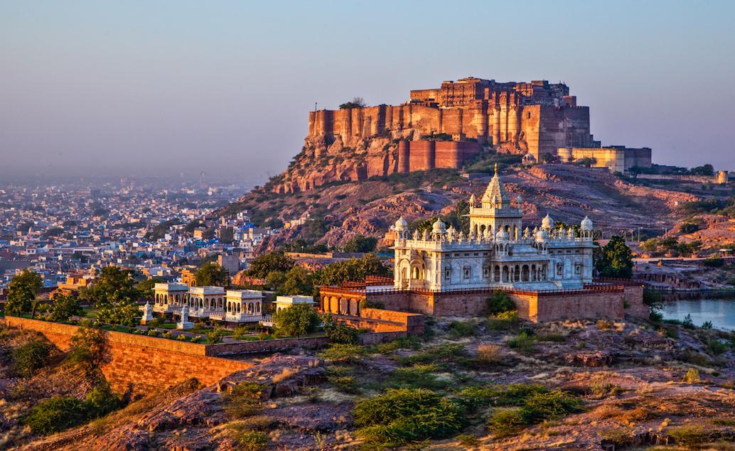Naozajstná India a pláže Goa