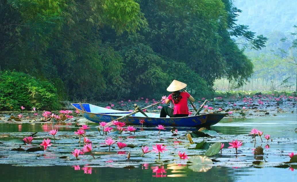 To naj Vietnam a Kambodža