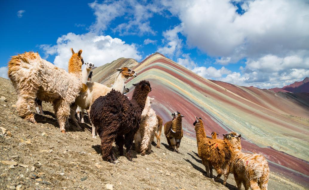 To najkrásnejšie z Peru