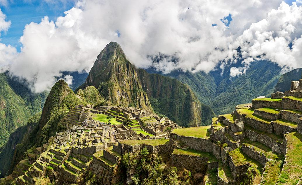 Dva 7. divy sveta - Chichén Itzá a Machu Picchu