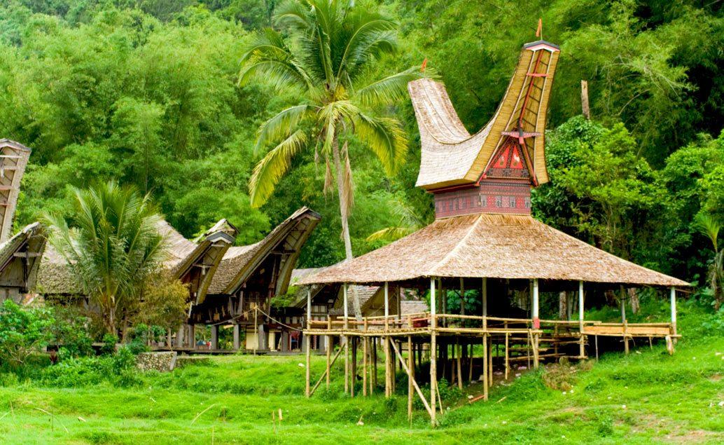 Zájazd Sulawesi - Tana Toraja a domorodé kmene