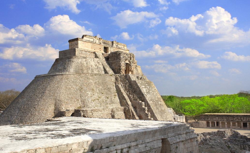 Krásy Yucatánu a ostrova Mujeres