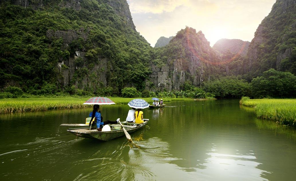 Zájazd Južný Vietnam krížom krážom