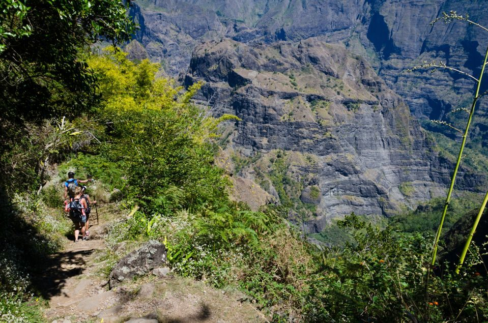 Výstup na najvyššiu horu Piton des Neiges