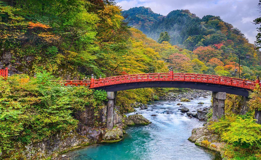 Zájazd císársky okruh Japonskom