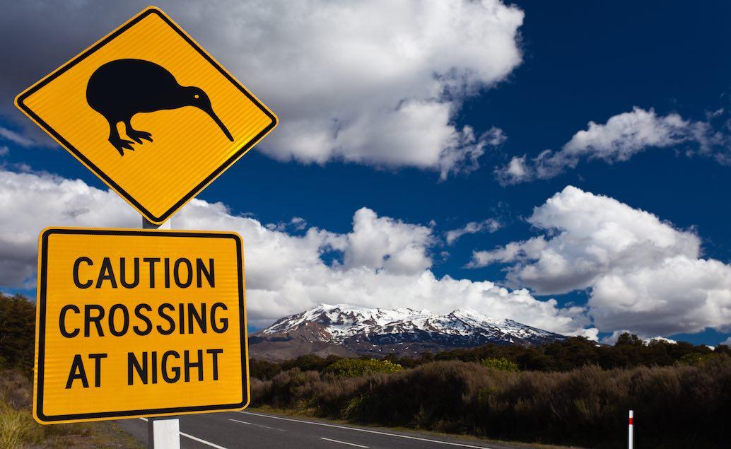 Zájezd Od oceánu k horám Nový Zéland
