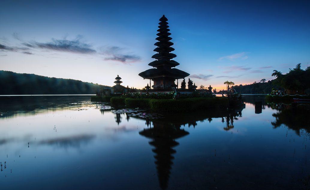 Zájazd krásy Bali a sopky na Jáve