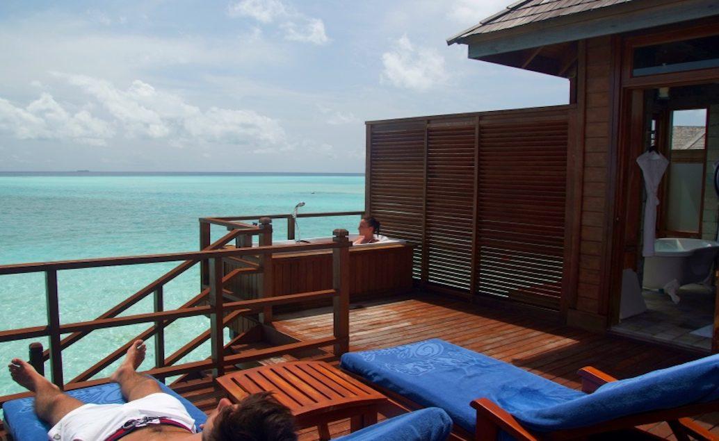 Olhuveli Beach Resort 4****