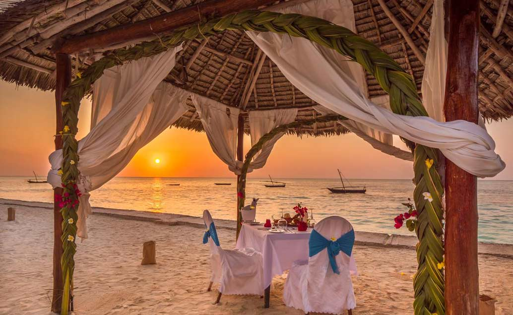Double Tree Hilton Hotel Zanzibar - Nungwi 4****