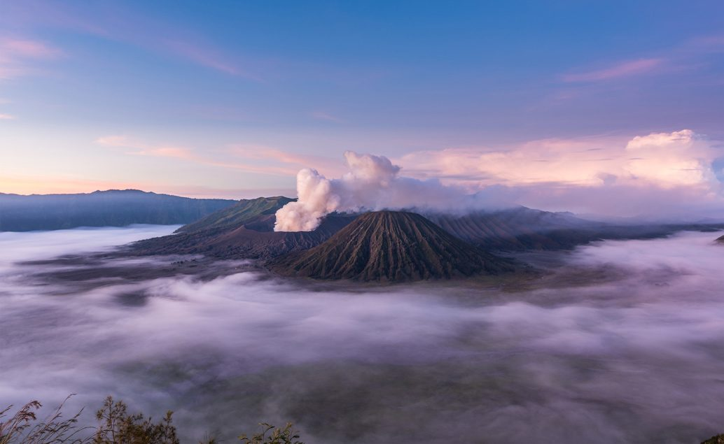 Zájazd majestátní sopka Bromo