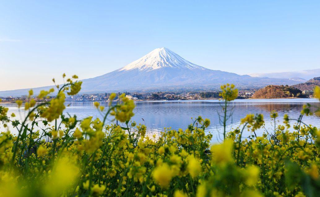 Zájazd príroda Japonska