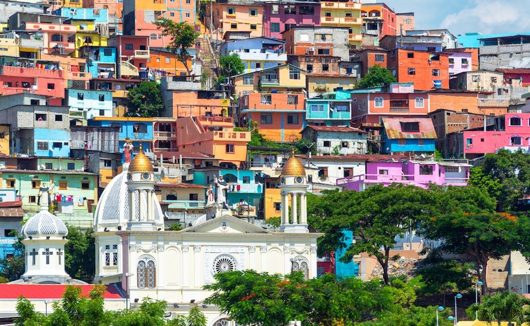 Rovníková oáza Ekvádor a šamanská Amazónia