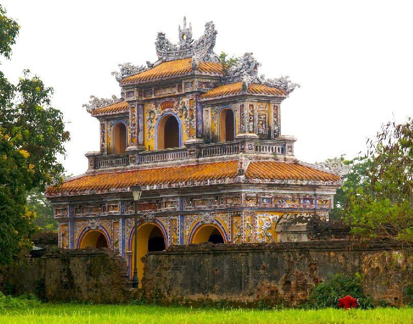 Zájazd veľká cesta Vietnam, Kambodža