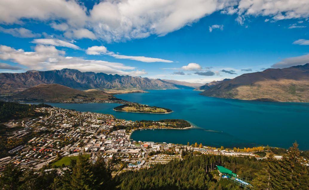 Zájazd za prírodou južného ostrova Nového Zélandu