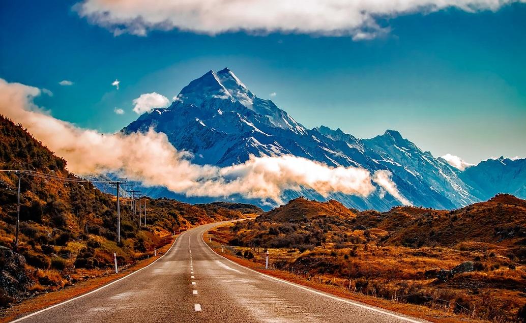 Vianoce a Silvester na Novom Zélande