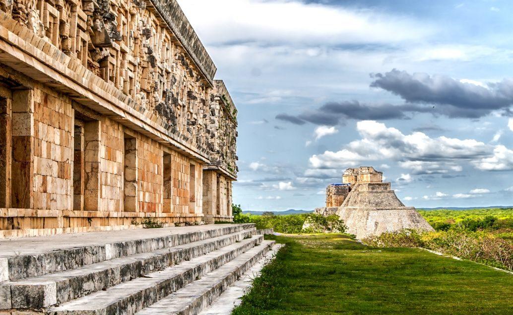 Zájazd krásy Yucatánu a pyramídy v Cobá