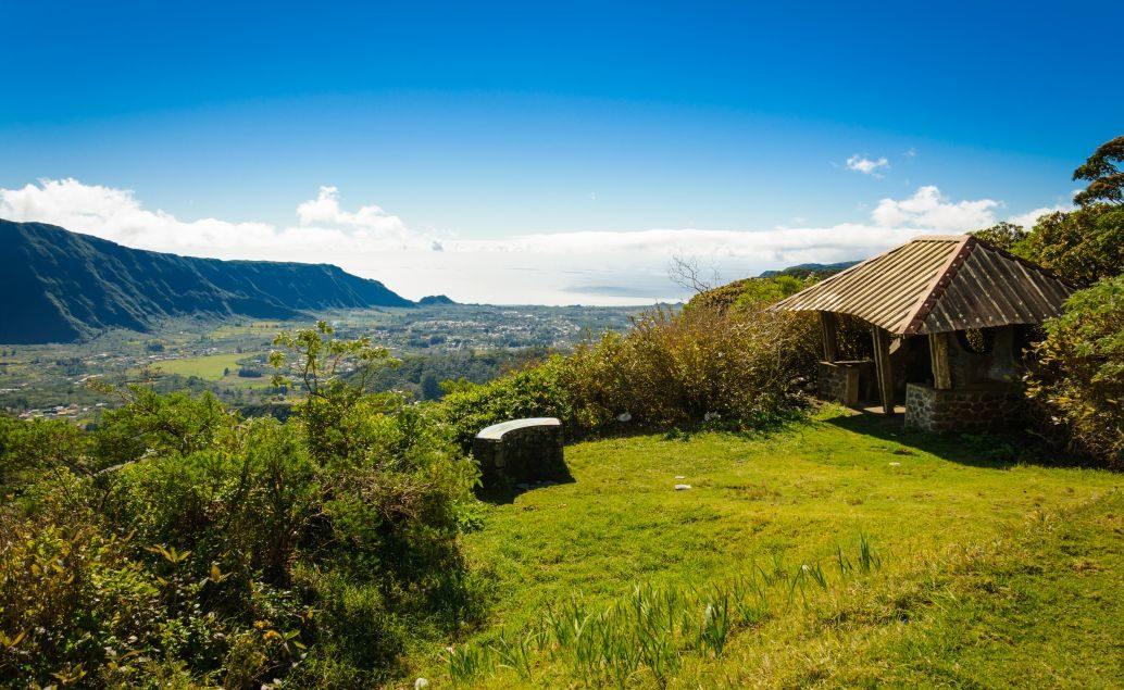 Z Cilaos na najkrásnejšiu vyhliadku Réunionu
