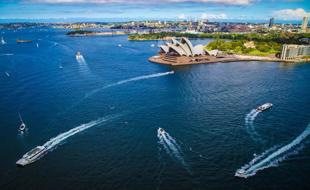 Zájazd Sydney s výletmi do okolia