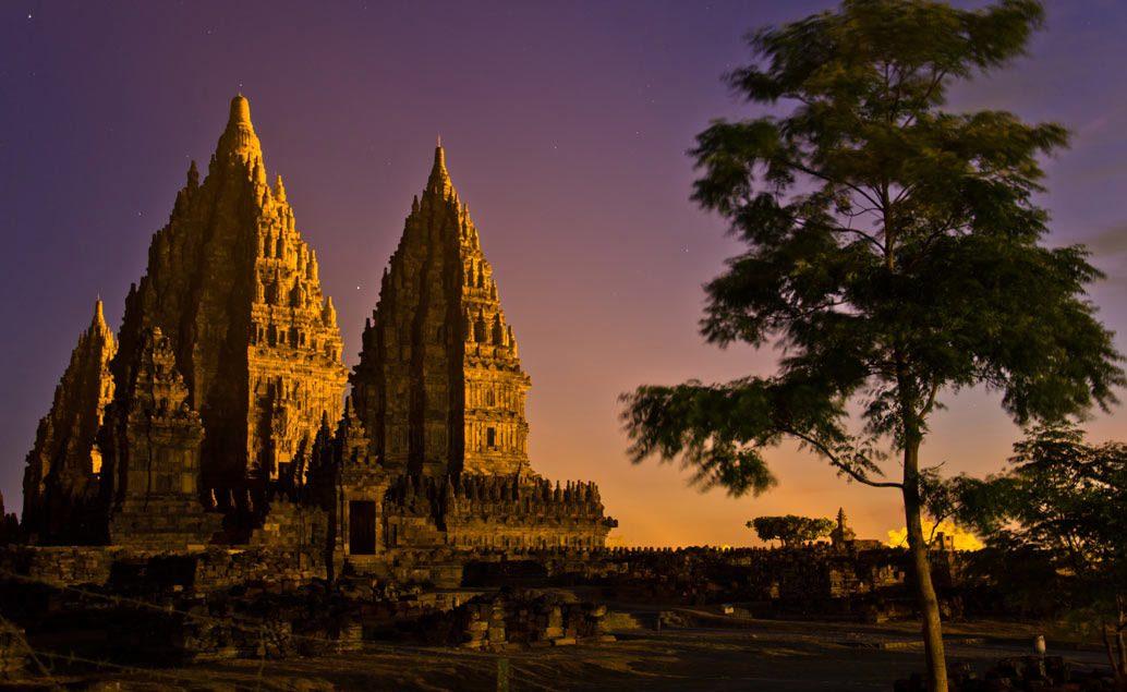 Zájazd chrám Borobudur a hinduistické pamiatky