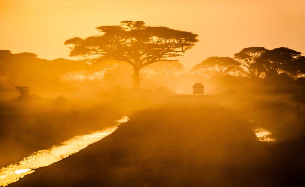 Zájazd 3 denné safari zo Zanzibaru