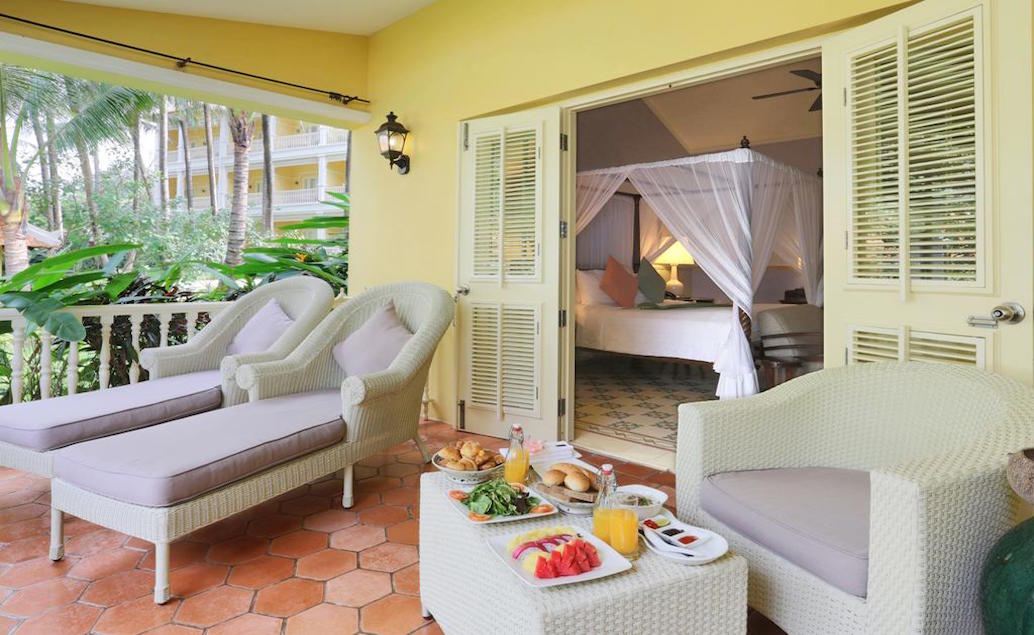 Hotel La Veranda resort 5*****