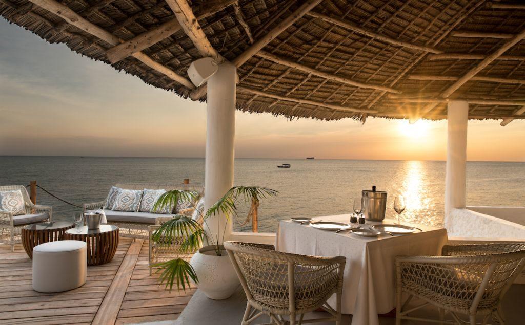 Chuini Zanzibar Beach Lodge 4****