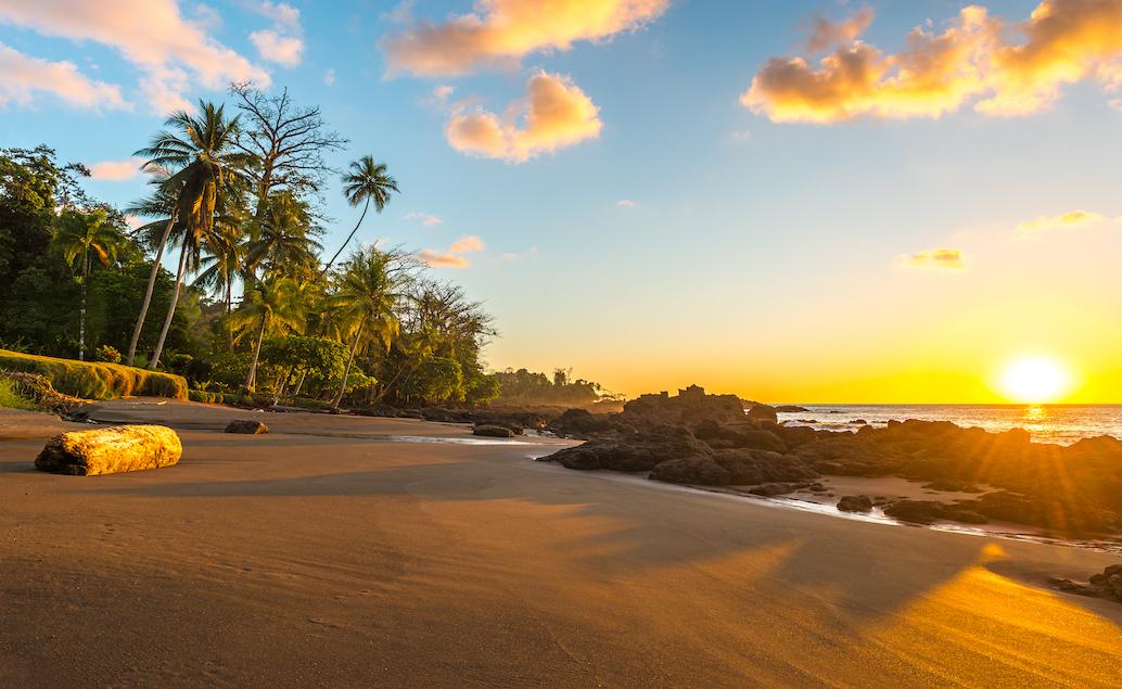 Prírodné krásy Kostariky a šnorchlovanie v Paname