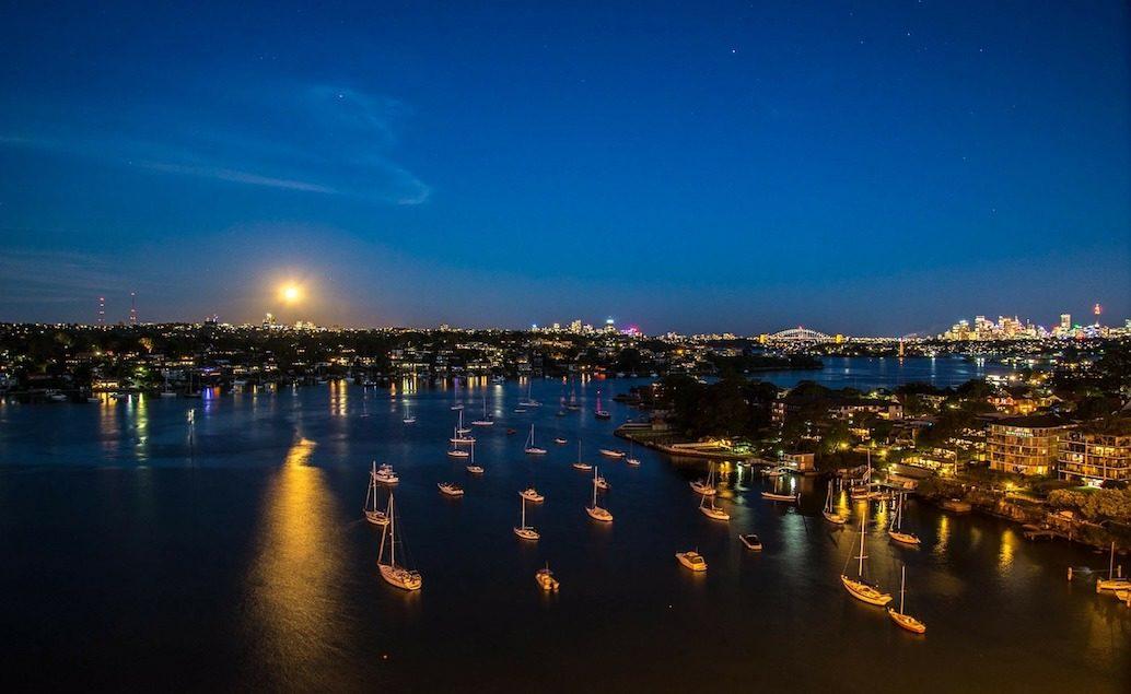 Krásy Sydney a južného pobrežia