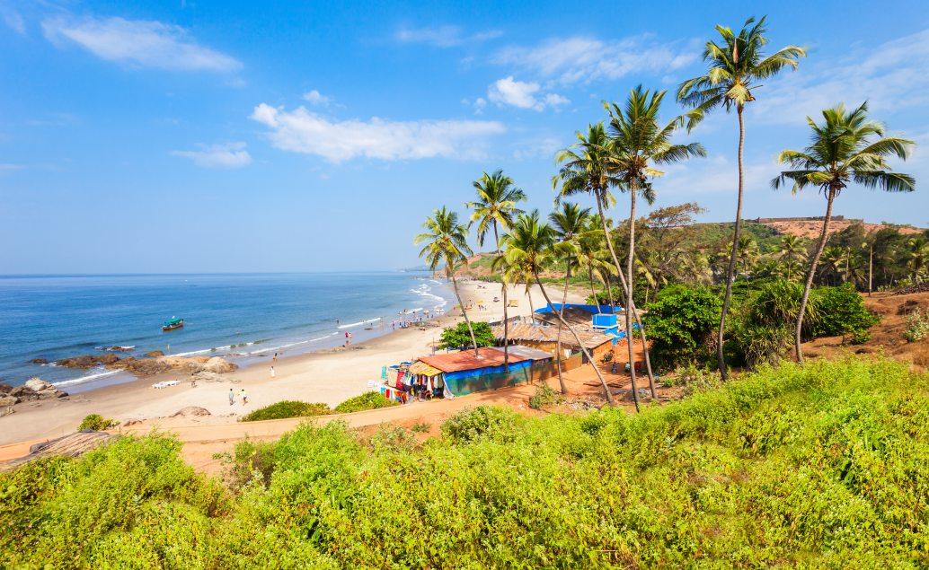 To najlepšie z Indie,  relax na pláži Agonda