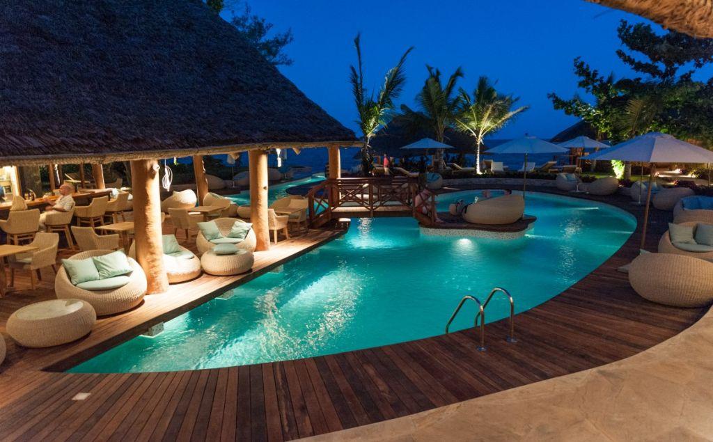 Tulia Zanzibar Unique Beach Resort 5*****