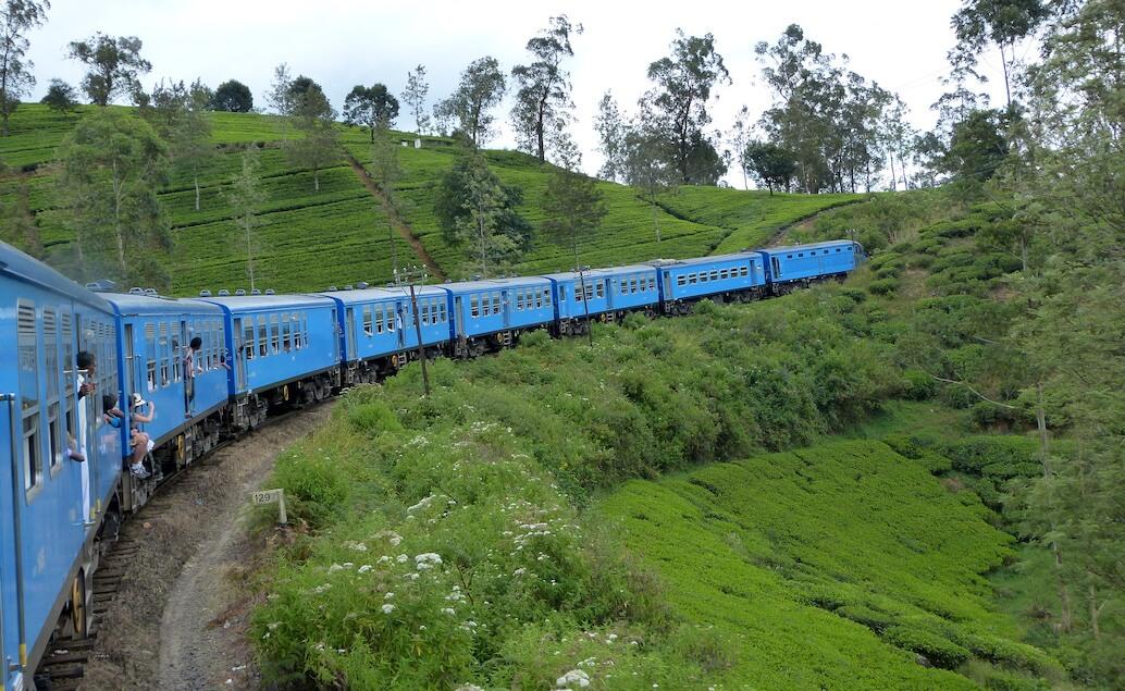jazda vlakom