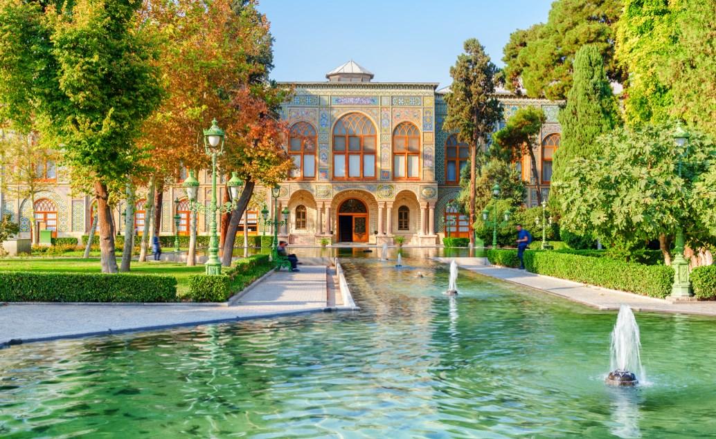Írán - vše podstatné
