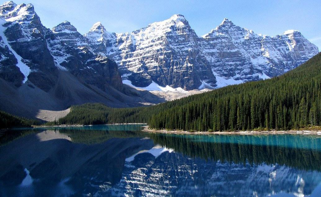 Putování západní Kanadou