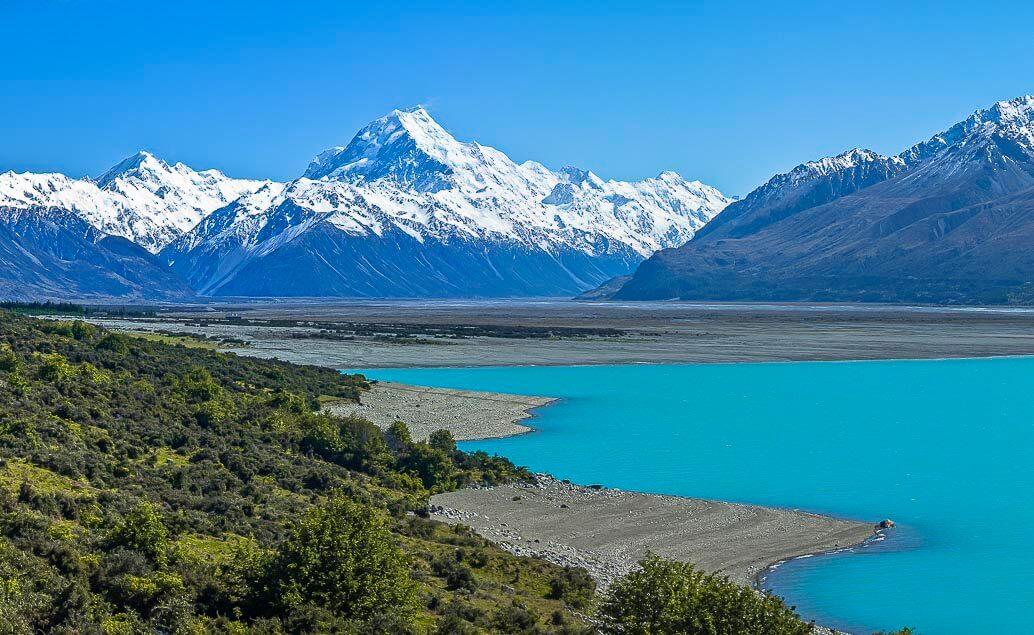 Nový Zéland KOMPLET