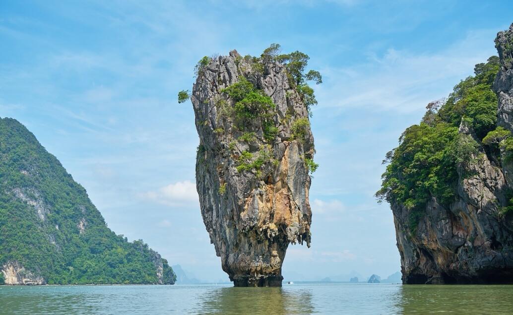 Kombinace Nový Zéland a Thajsko - Phuket