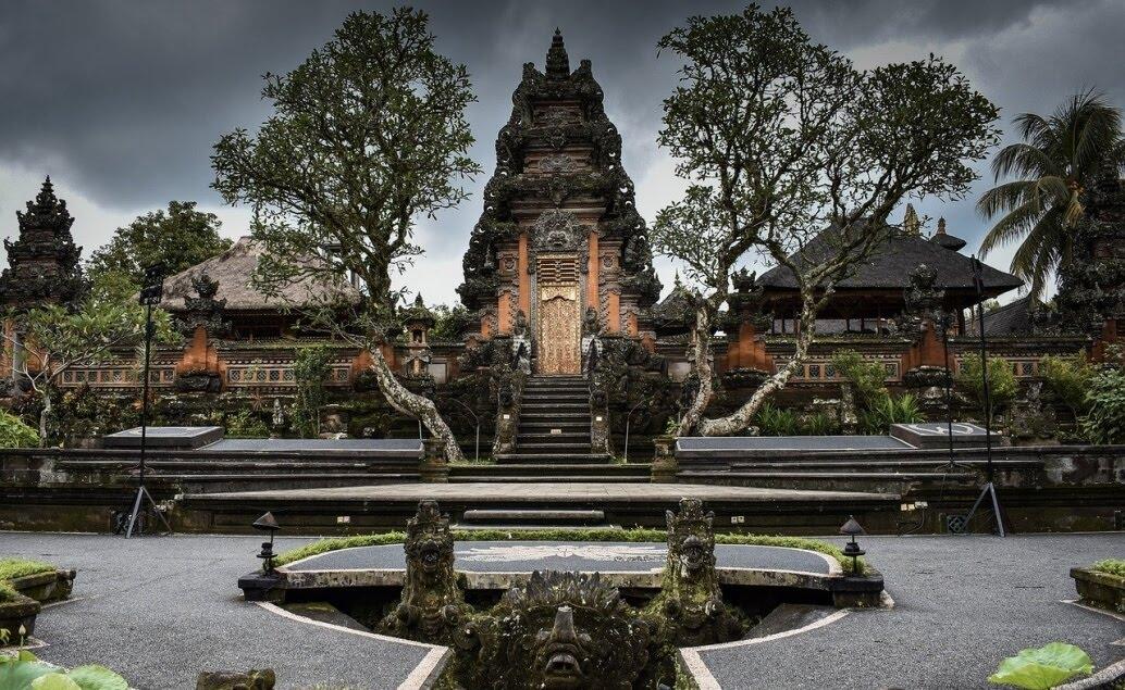Relax a poznávání Bali s dětmi