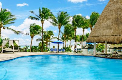 The Reef Playacar **** all inclusive