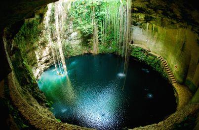 TO NAJ Yucatán a indiánsky Chiapas