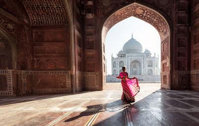 Luxusný zájazd India