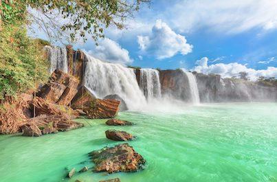 Prírodné krásy Vietnamu