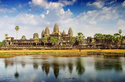 Veľká cesta Vietnam a Kambodža