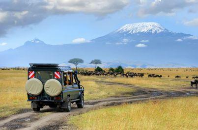 Zájazd výstup na Mt. Kilimanžáro - Machame route