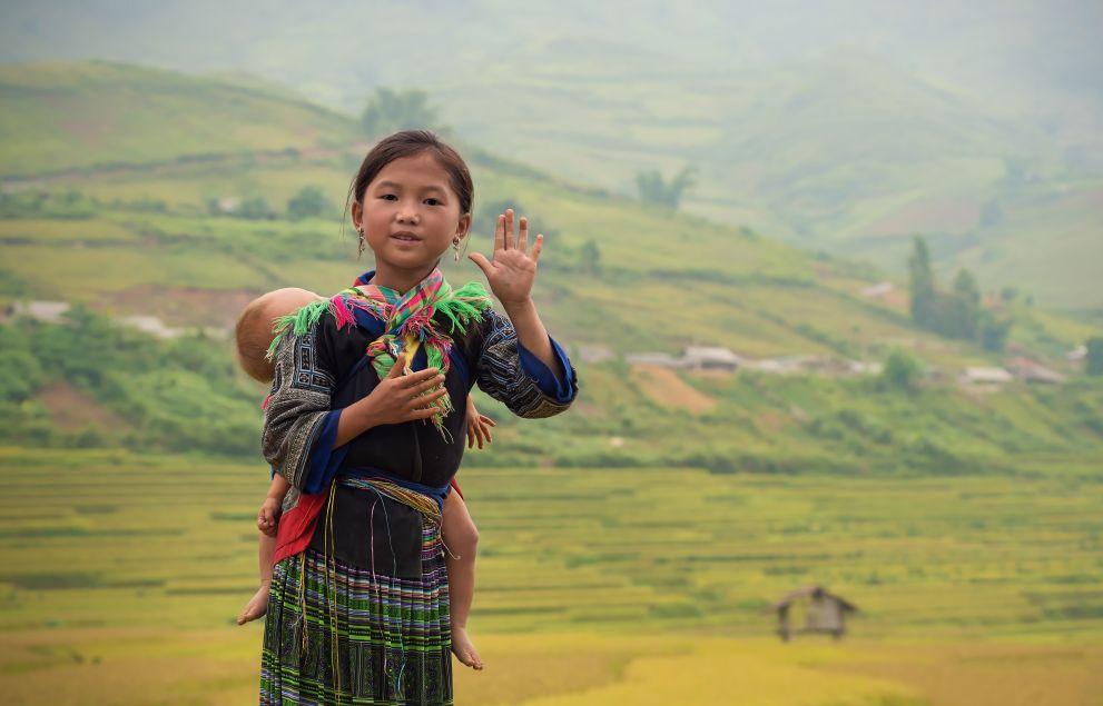 Provincia Ha Giang a hory severu