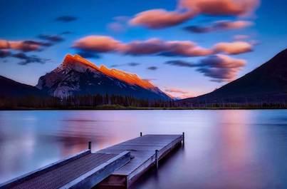 Putovanie západnou Kanadou