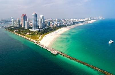 Florida a plavba po Karibiku